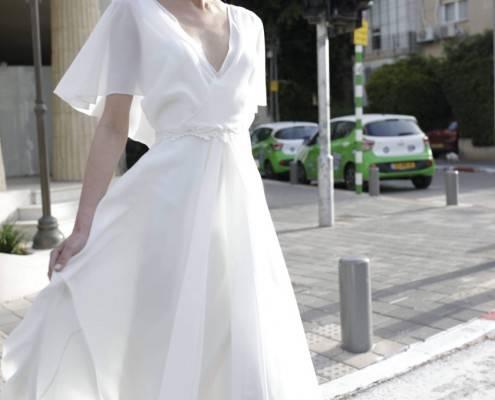 שמלת כלה קלאסית 2019 - ואדים מרגולין