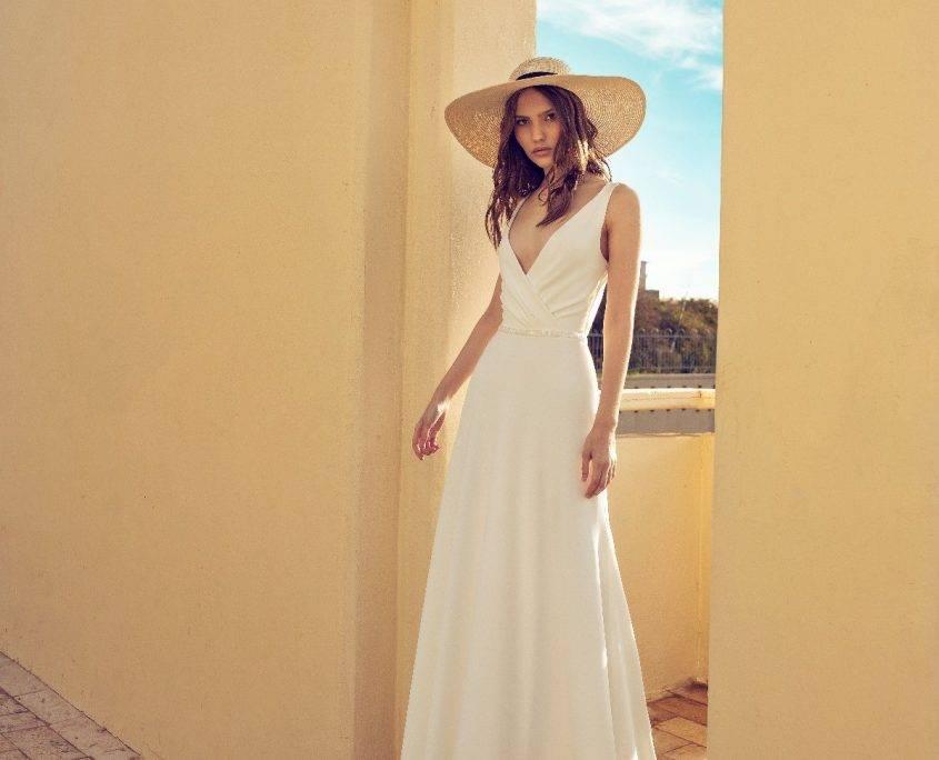 שמלות כלה מינימליסטיות