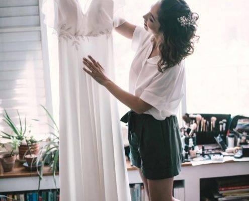 מעצב שמלות כלה בעיצוב אישי